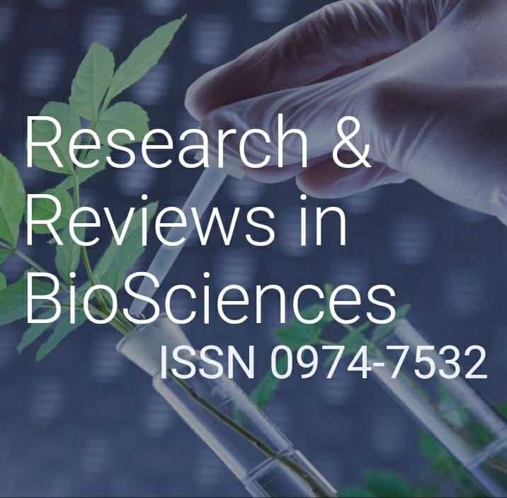 Research and Reviews in Biosciences